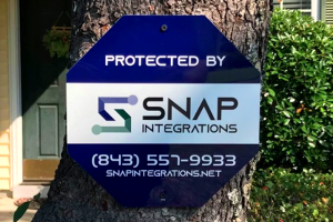 Home Security Signs & Stickers in Charleston, SC