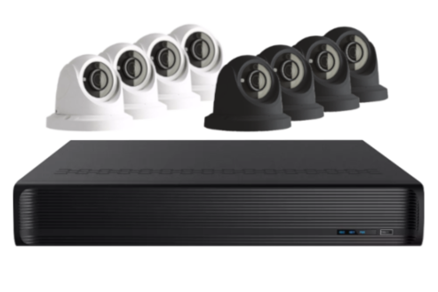 Security Camera System Kits in Charleston SC