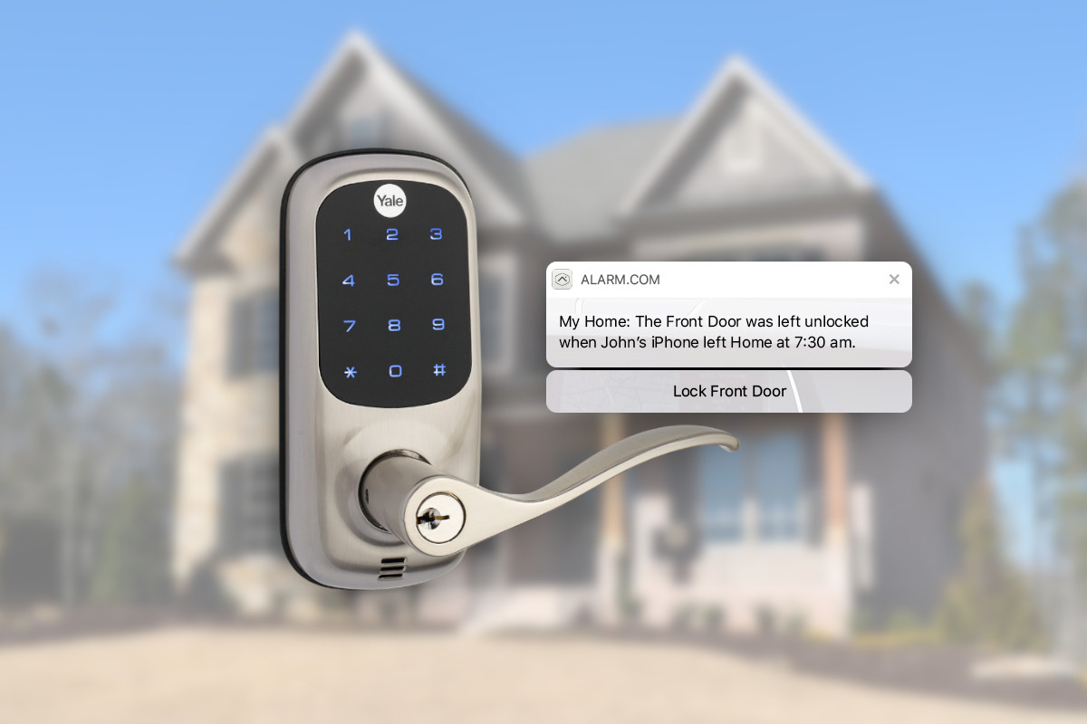 Smart Door Locks In Charleston, SC