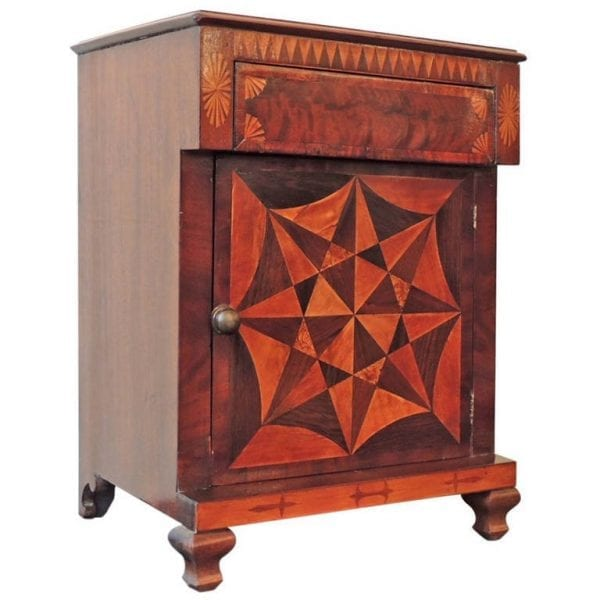 19th Century Jamaican Miniature Spice Cabinet, attributed to Ralph Turnbull