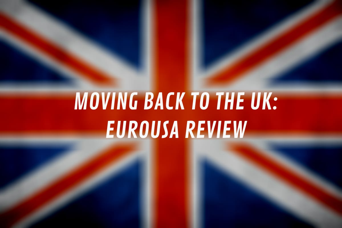 EuroUSA Review: Moving Back To The UK
