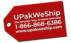 UPakWeShip International Shipping Company