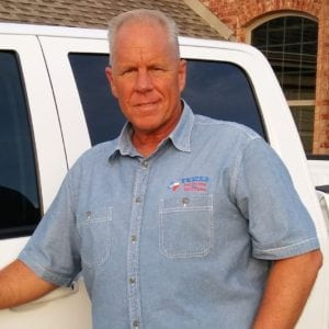 Jeff Hahs Owner of Texas Painting and Gutters