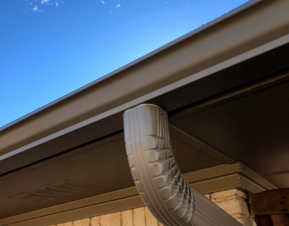 What Is The Best Gutter Material For Homes in Texas