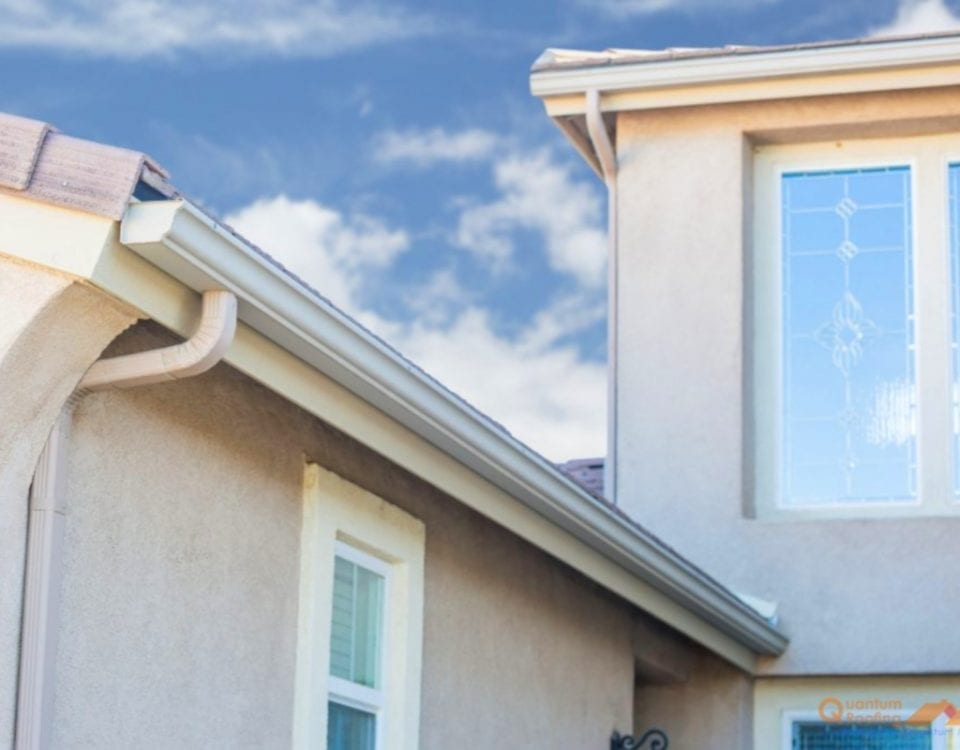 Best Gutter Style For Collin County Homes in Texas