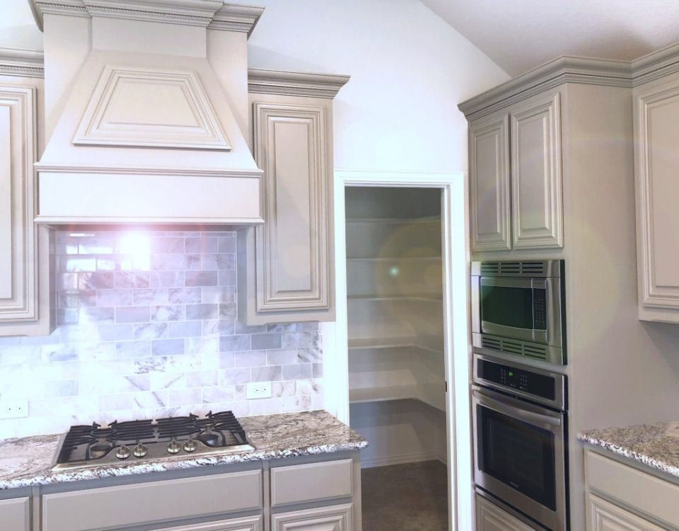 Kitchen Cabinet Painting Ideas For Homes In Texas