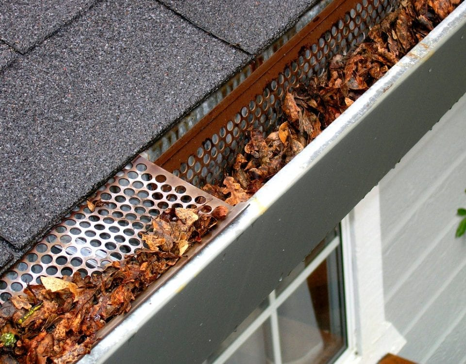 Gutter Guards Near Plano, TX
