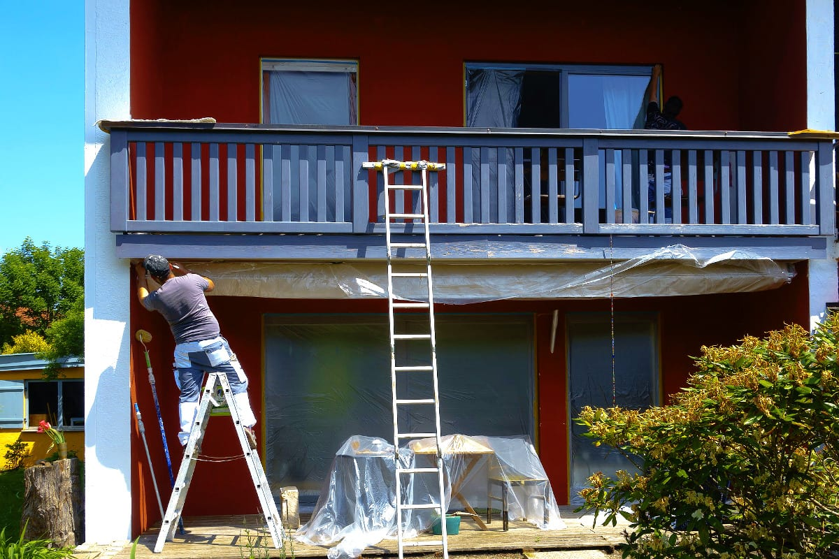 How Often Should You Paint The Exterior Of Your Home?