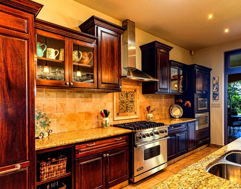 Replace, reface or repaint your kitchen cabinets?