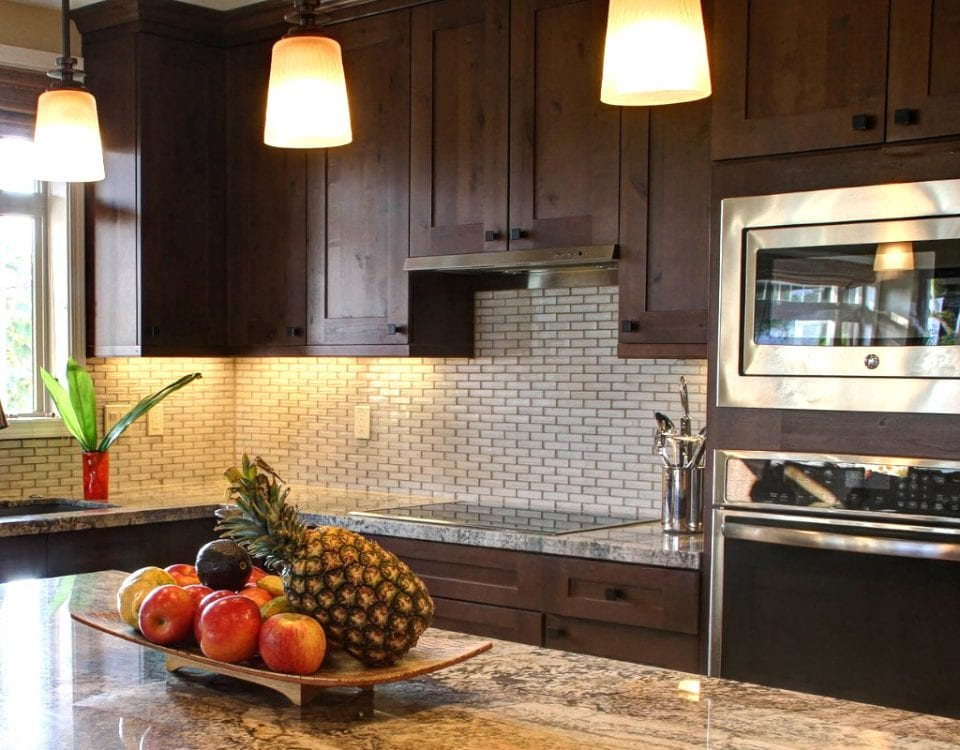 Kitchen Cabinet Refinishing Project In Texas