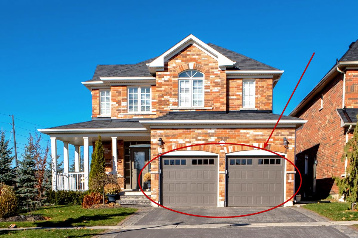 Charcoal Colored Garage Doors Exterior House Painting