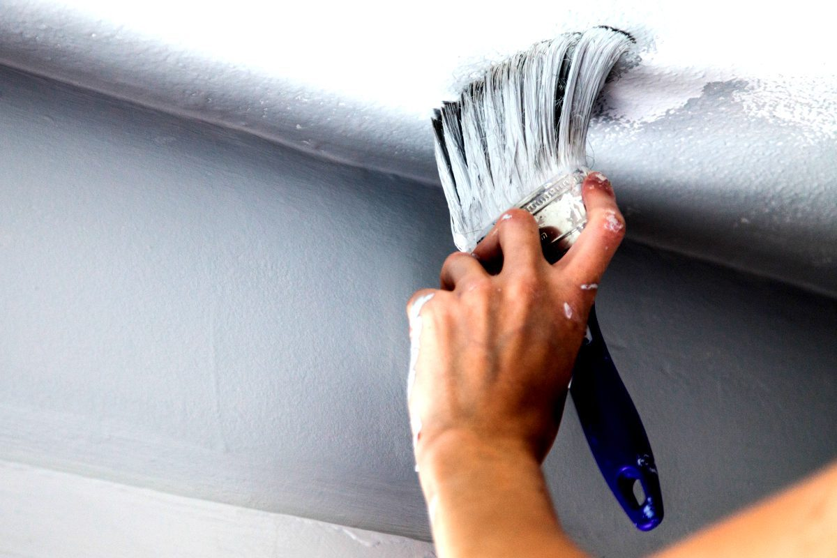Ceiling Painting Guide For Texas Homeowners
