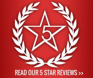 UPakWeShip 5 Star Rating