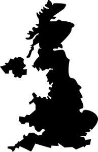 UK Country Outline
