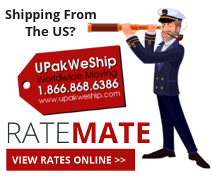 Online International Shipping Rates