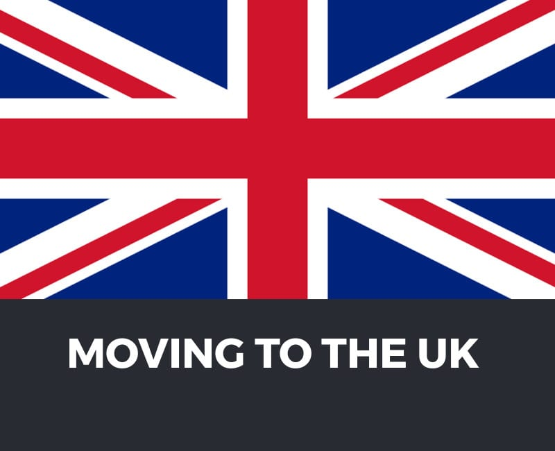 Moving To The UK From USA