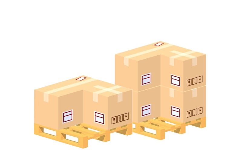 International Pallet Shipping Services From UPakWeShip