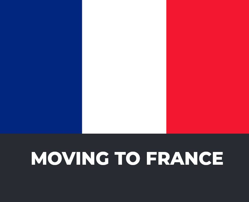 Moving To France From The US