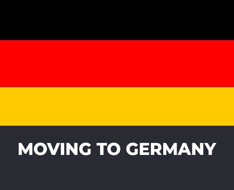 Moving To Germany From The US