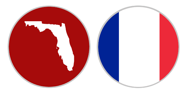 International Shipping From Florida To France