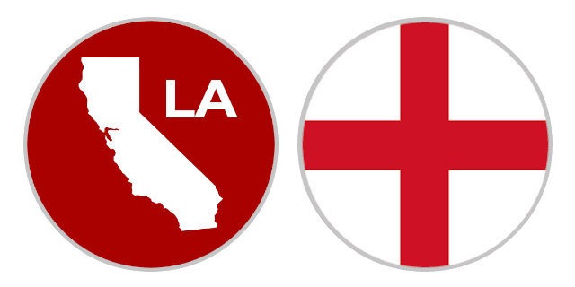 Shipping Rates From Los Angeles, CA To England