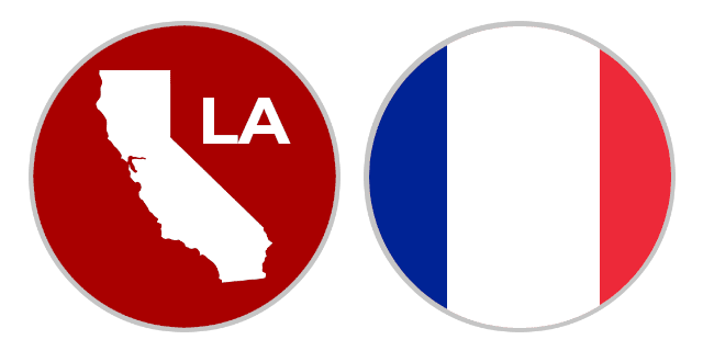 Shipping Rates From Los Angeles To France