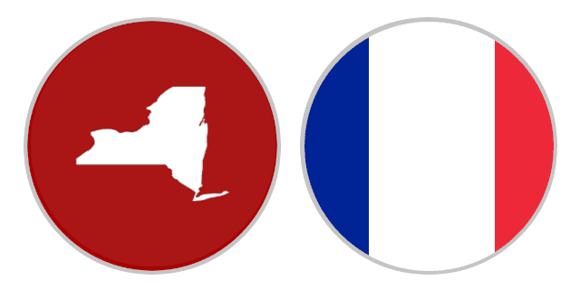 International Shipping From New York To France