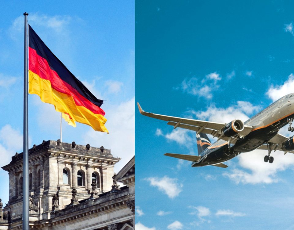 Expat Moving Overseas From Germany
